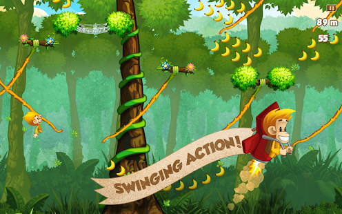 Game Benji Bananas APK for Kindle