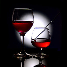 Red wine by Rakesh Syal - Food & Drink Alcohol & Drinks