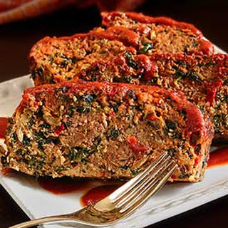 Paleo Turkey or Beef Meatloaf