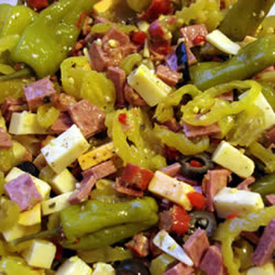 A Great Pepper Salad