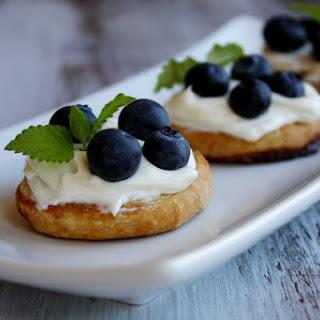 Fresh Blueberry Desserts Recipes