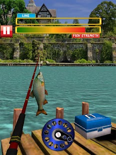Real Fishing Pro 3D- screenshot thumbnail