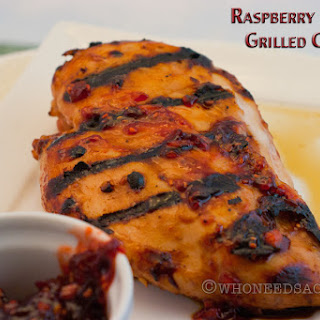 Raspberry Chipotle Chicken Recipes