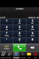 Screenshot of ZeroByte
