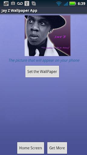 Jay Z Wallpaper App