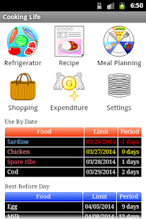 Cooking Life /Refrigerator - screenshot