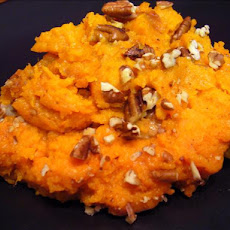 Sherried Sweet Potatoes