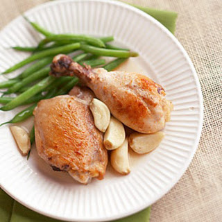 Garlic-Clove Chicken