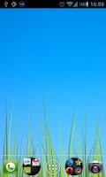 Screenshot of Grass live wallpaper