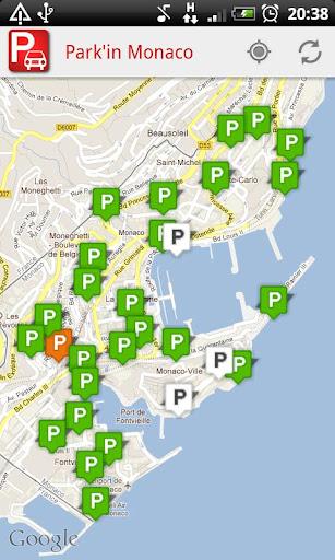 Park'in Monaco