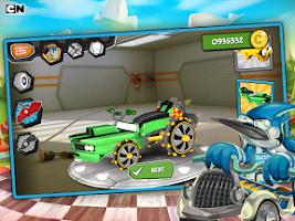 Screenshot of FORMULA CARTOON ALL-STARS