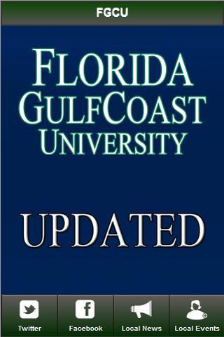 FGCU UPDATED
