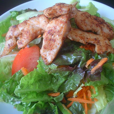 Seasoned Chicken Salad