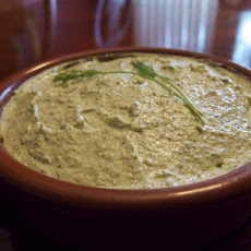 Feta Dip/Spread With Fresh Dill