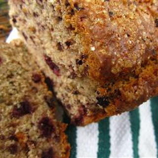 Blueberry Mojito Tea Bread