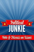 Screenshot of Political Junkie