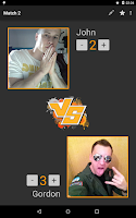 Screenshot of versus