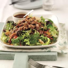 Crispy Duck And Sesame Leafy Salad
