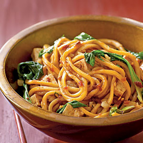 Spicy Malaysian-Style Stir-Fried Noodles