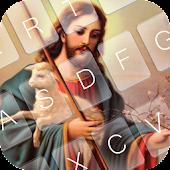 Free God Jesus Keyboard Theme APK for Windows 8