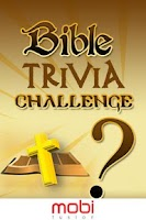 Screenshot of Bible Trivia Challenge