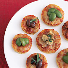 Tiny Pizza Pies