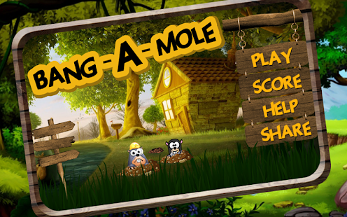 Bang A Mole- screenshot thumbnail
