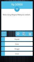 Screenshot of Millionaire Indonesia Offline