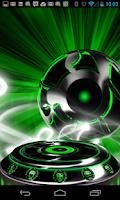 Screenshot of Next 3D Theme Green Twister