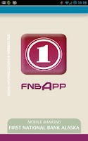 Screenshot of FNBA Mobile Banking