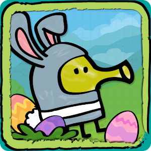 Doodle Jump Easter Special Hacks and cheats