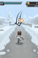 Screenshot of Soldier Run