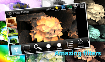 Screenshot of Photo Editor Effects & Collage