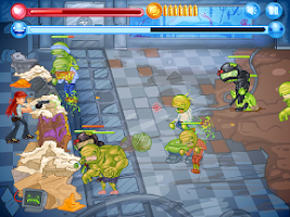 Screenshot of Zombie Defense - CraZ Outbreak