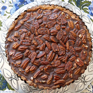 Candied Pecan Tart