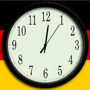 Tell Time in German