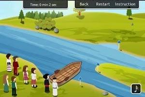 Screenshot of River Tests