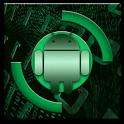 ADW Theme BinaryGreen icon