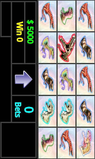 【免費紙牌App】A8 Dino 2011 Slot Machine-APP點子