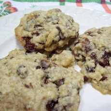 Gov Oatmeal Chocolate Chip Cookies