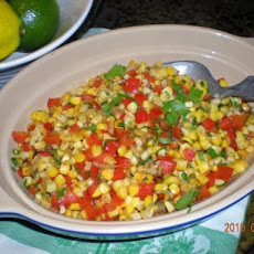 Bobby Flay Mexicali Corn With Lime Butter