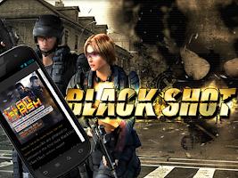 Screenshot of BLACKSHOT - Guides
