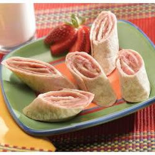 Peanut Butter and Jelly Roll-Ups