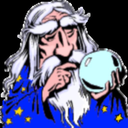 Ask Merlin LOGO-APP點子