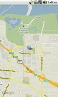 Screenshot of Digital Speedometer Free