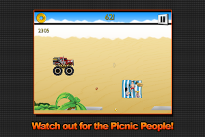 Screenshot of Offroad Monster Truck Run Jam