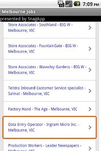 Melbourne, Australia Jobs - screenshot