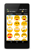 Screenshot of Chat Smileys