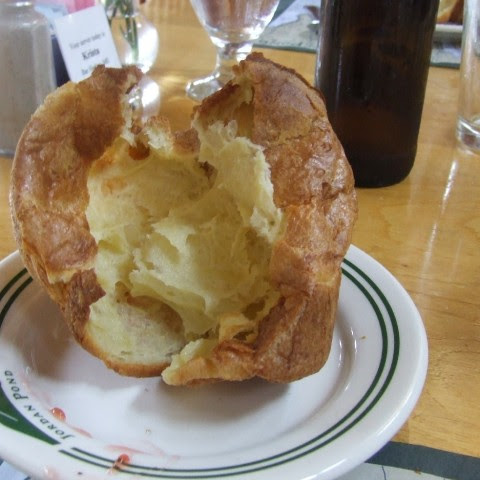 Jordan Pond House Popovers