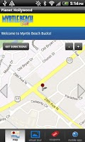 Screenshot of Myrtle Beach Guide SC